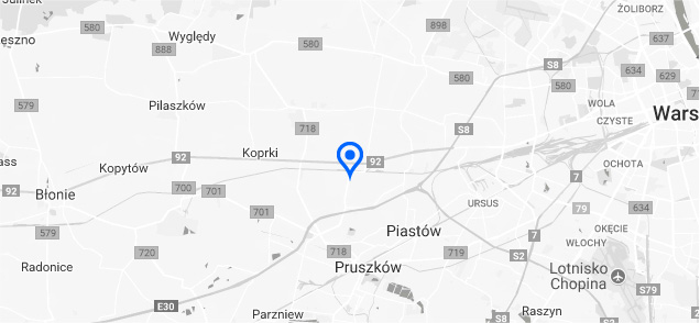 Oddział - Warszawa