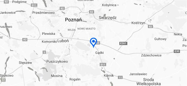 Oddział - Poznań